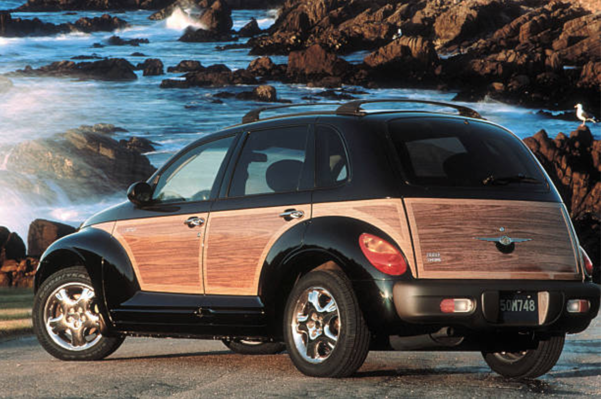2002 Chrysler PT Cruiser «Woodie Package». (Foto: Getty Images)